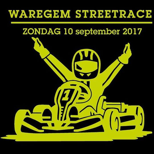10 september 2017 : Waregem Streetrace